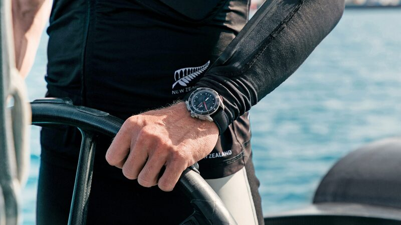 Introducing: Omega Launches X-33 Regatta, Seamaster Planet Ocean Deep Black ETNZ At The 35th America's Cup