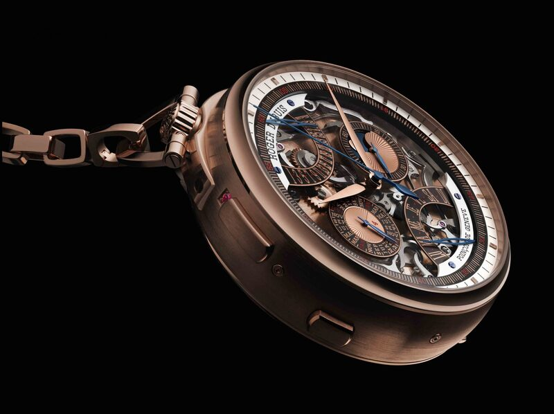 Introducing: Roger Dubuis Announces The Hommage Millésime Pocket Watches, A Series Of One Of A Kind Timepieces