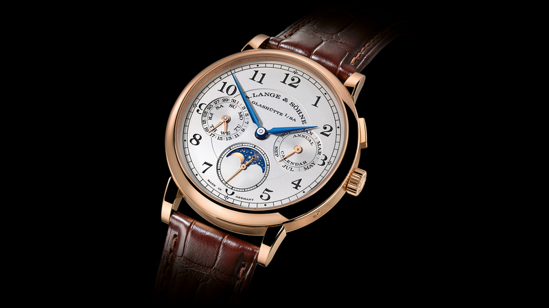 Introducing: The A. Lange & Söhne 1815 Annual Calendar