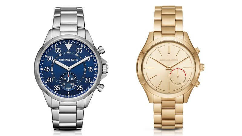 Introducing: The Access Hybrid Smartwatches, A New Generation Of Wearable Tech From Michael Kors