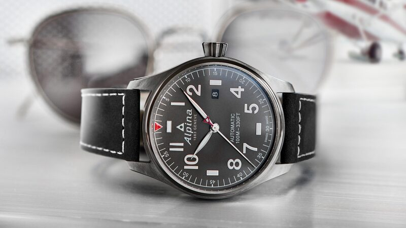 Introducing: The Alpina Startimer Pilot Automatic AL-525