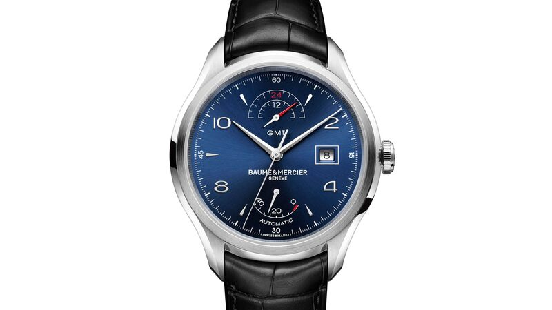 Introducing: The Baume & Mercier Clifton GMT Power Reserve