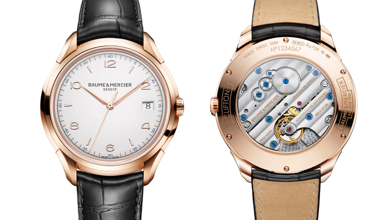 Introducing: The Baume & Mercier Clifton Manual 1830 With The Twinspir Silicon Balance Spring