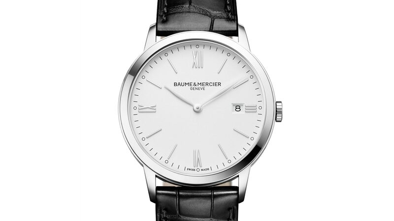 Introducing: The Baume & Mercier My Classima Collection, Starting At Just $990 (But There's A Catch)