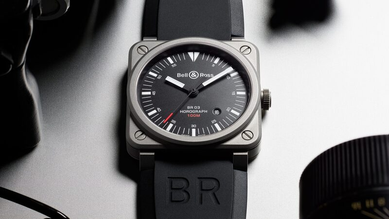 Introducing: The Bell & Ross BR03-92 Horograph And Horolum Limited Edition