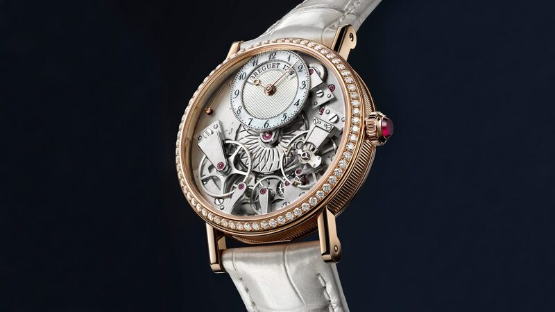 Introducing: The Breguet Tradition Dame Ref. 7038, The First Tradition Specifically For Women