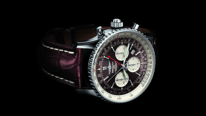 Introducing: The Breitling Navitimer Rattrapante