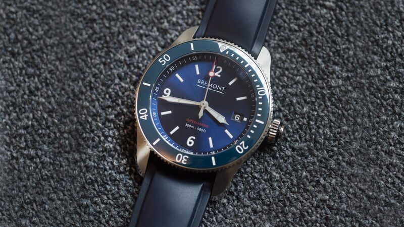 Introducing: The Bremont Supermarine Type 300 and Type 301, Smaller Dive Watches With Some Vintage Inspiration