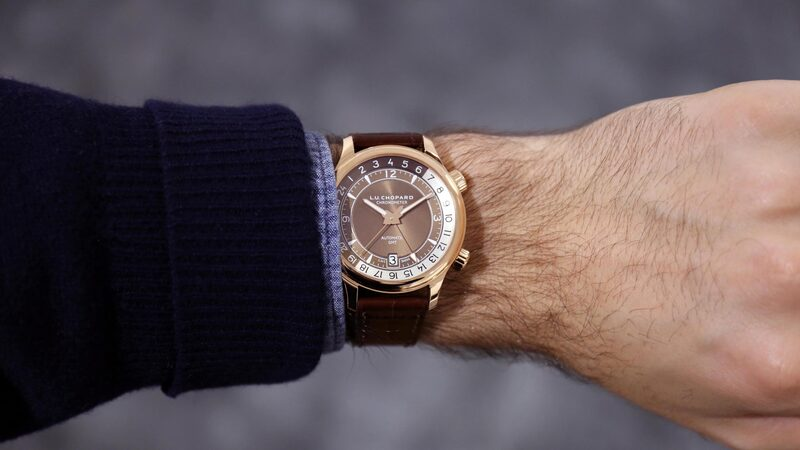 Introducing: The Chopard L.U.C GMT One, Now In Rose Gold (With Live Pics And Pricing)