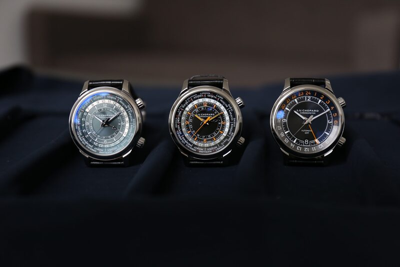 Introducing: The Chopard L.U.C Time Traveler One And L.U.C GMT One, A Pair Of Chronometer-Certified Travel Watches
