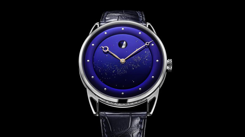 Introducing: The De Bethune DB25L Milky Way, A Miniature Representation Of Our Galaxy For The Wrist