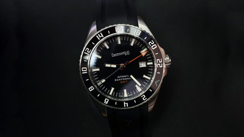 Introducing: The Eberhard Scafograf GMT (Live Pics & Pricing)