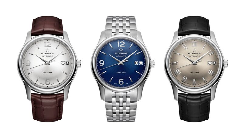 Introducing: The Eterna Granges 1856 Collection
