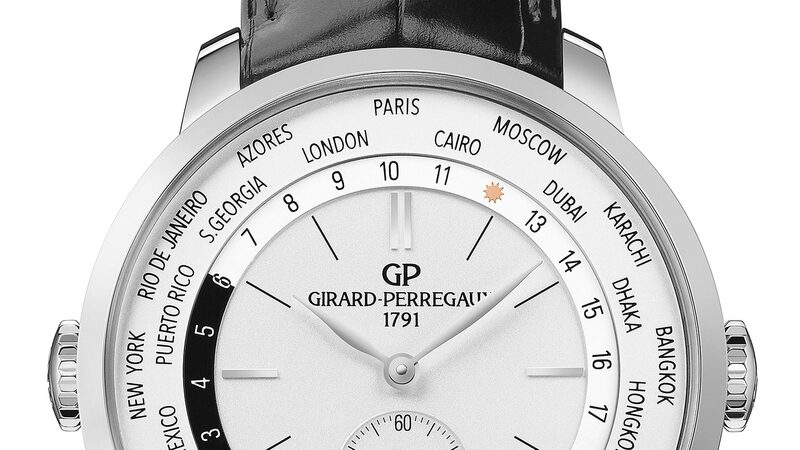 Introducing: The Girard-Perregaux 1966 WW.TC, A Dressier Take On The Manufacture's Worldtimer
