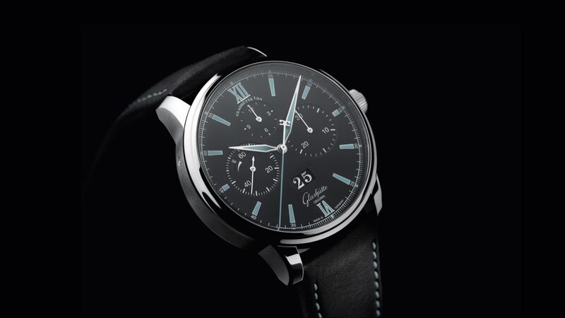 Introducing: The Glashütte Original Senator Chronograph Panorama Date In Stainless Steel