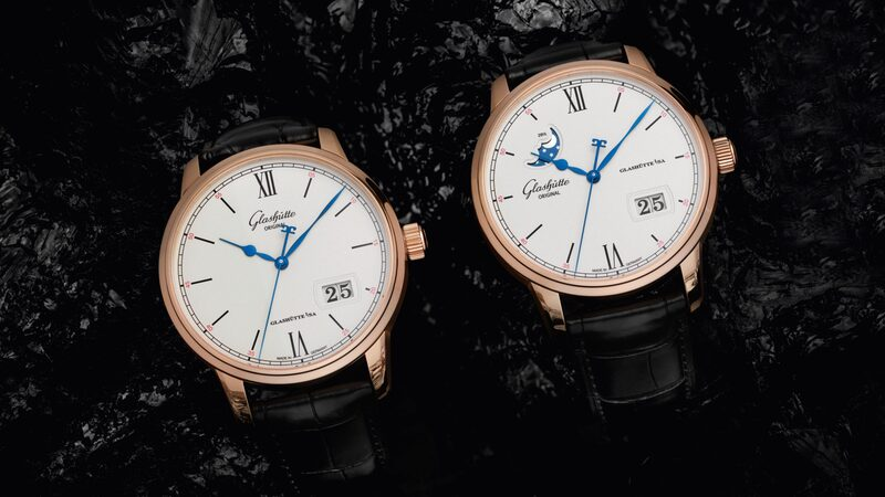 Introducing: The Glashütte Original Senator Excellence Panorama Date (And Moon Phase)