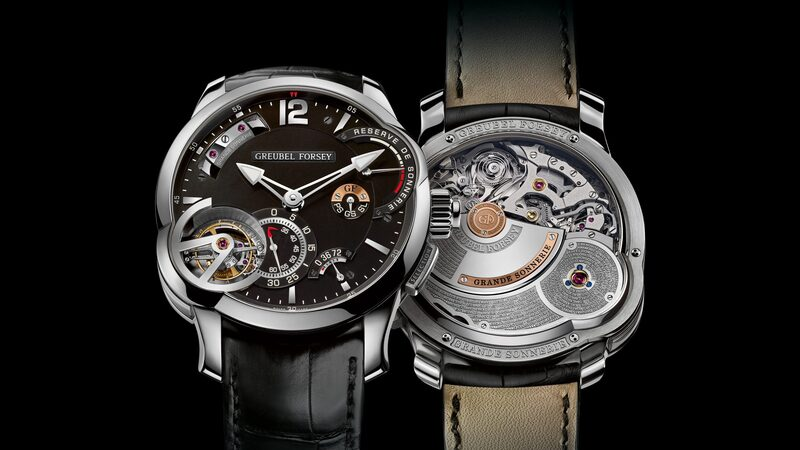Introducing: The Greubel Forsey Grande Sonnerie