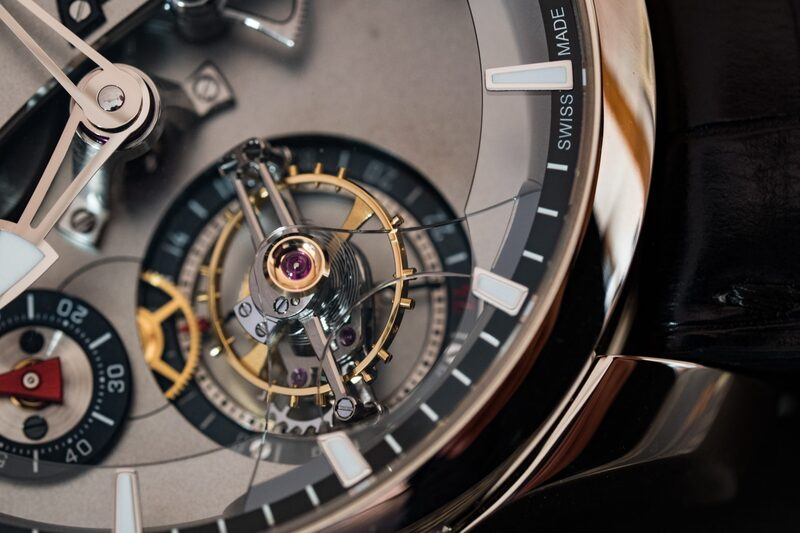 Introducing: The Greubel Forsey Mechanical Nano Project, A 180-Day Movement In Less Space Than In A Conventional Watch