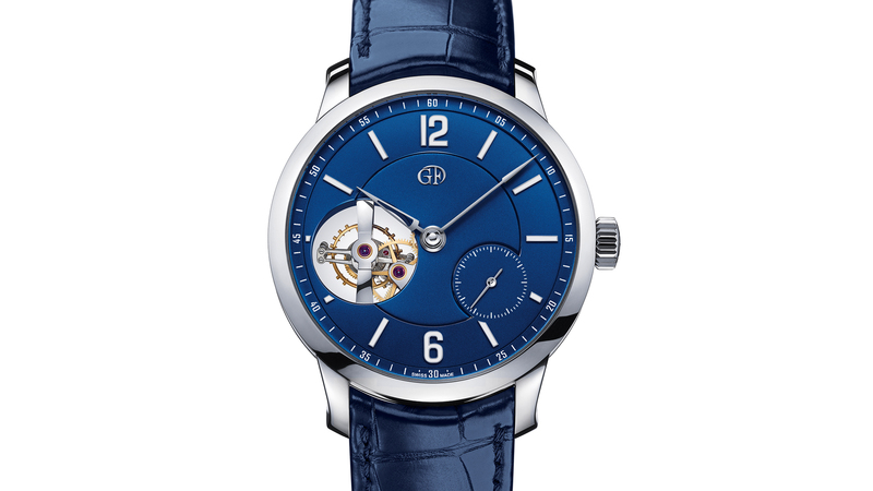 Introducing: The Greubel Forsey Tourbillon 24 Secondes Vision In Platinum, Now Available In Blue, Black, And Chocolate