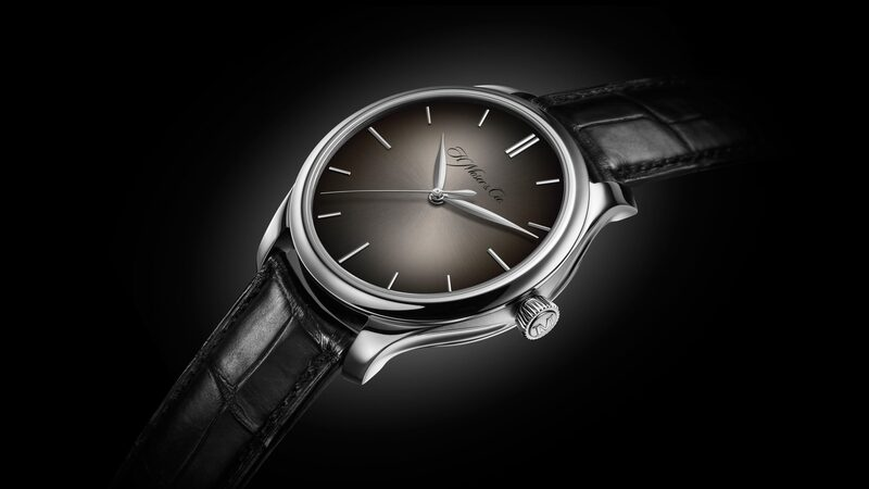 Introducing: The H. Moser Endeavour Centre Seconds Automatic, With The New HMC 200 Caliber