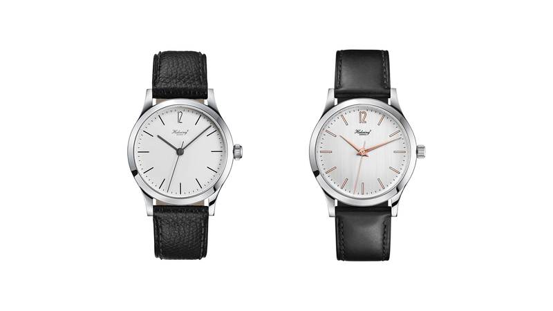 Introducing: The Habring² Erwin, A Jumping Seconds Watch With The In-House Caliber A11S