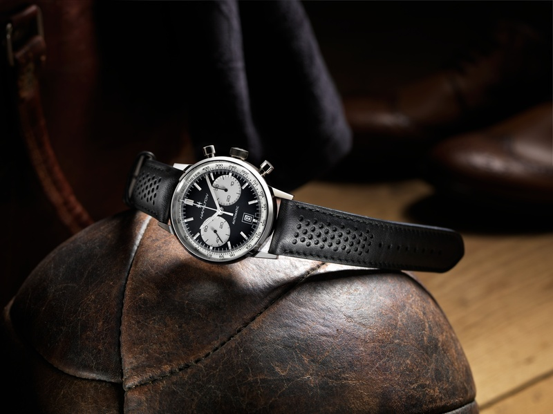 Introducing: The Hamilton Intra-Matic 68, A Charming Vintage-Inspired Chronograph