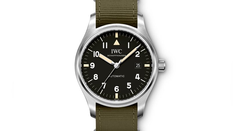 Introducing: The IWC Pilot's Watch Tribute To Mark XI