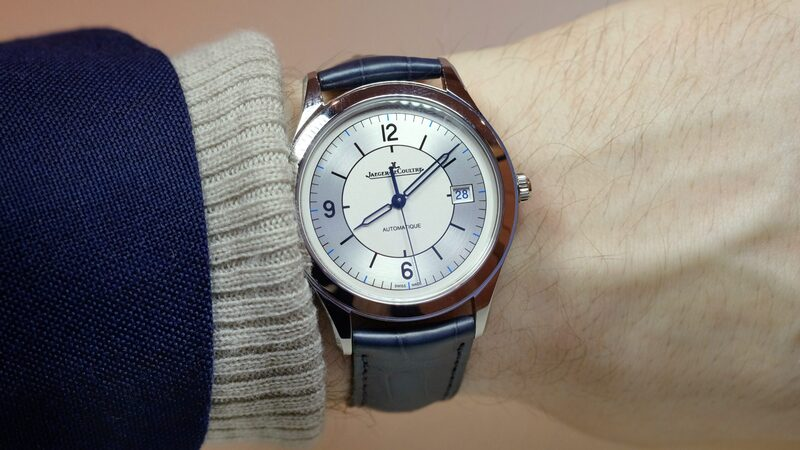 Introducing: The Jaeger-LeCoultre Master Control Collection With Sector Dials (Live Pics + Pricing)