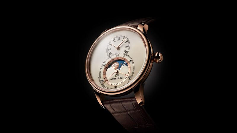 Introducing: The Jaquet Droz Grande Seconde Moon Phase