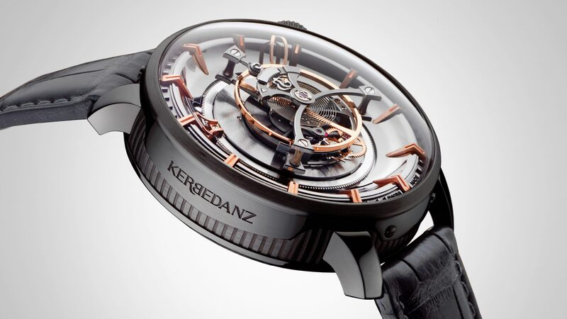 Introducing: The Kerbedanz Maximus, With The World's Largest Wristwatch Tourbillon