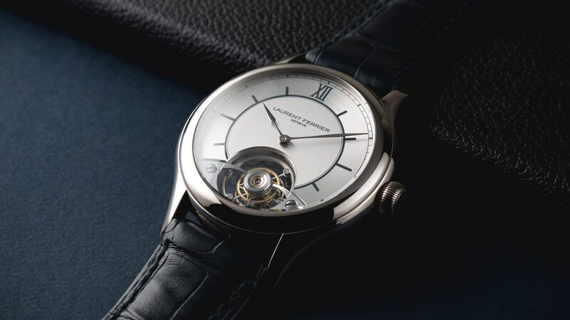 Introducing: The Laurent Ferrier Galet Classic Tourbillon With A Sector Dial And A Visible Tourbillon