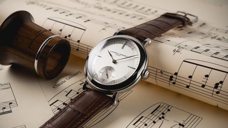 Introducing: The Laurent Ferrier Montre École, A New Case For A Modern Masterpiece Of A Movement