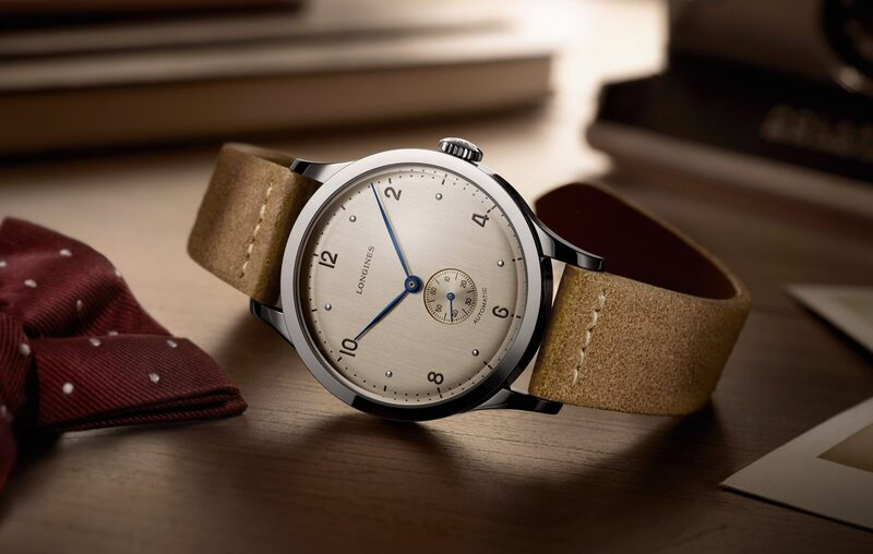 Introducing: The Longines Heritage 1945 (And The Personal Story That Goes Along With It)