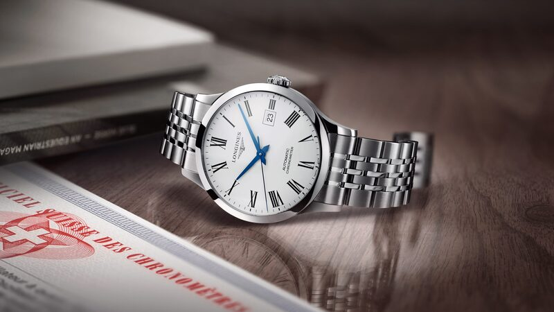 Introducing: The Longines Record, The First All COSC-Certified Collection From Longines