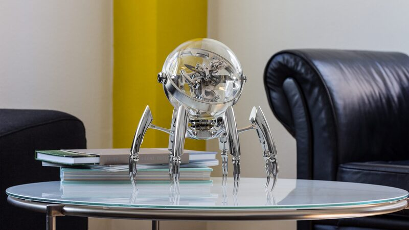Introducing: The MB&F And L'Epée 1839 Octopod Clock