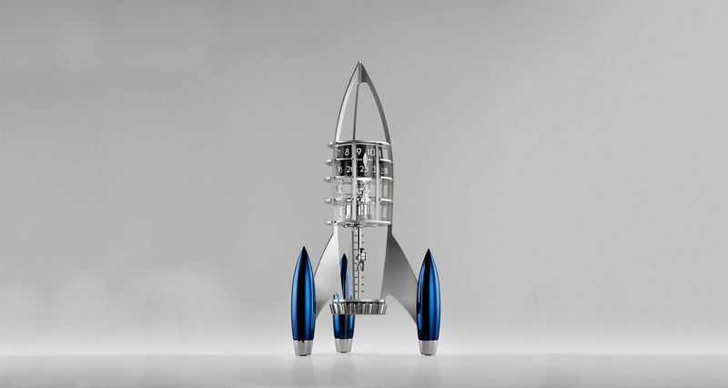Introducing: The MB&F Destination Moon