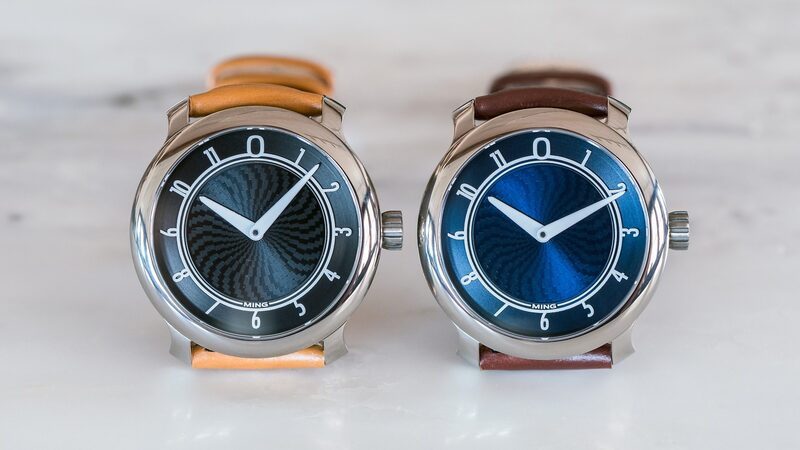 Introducing: The Ming 17.01, The First Watch From New Micro-Brand Ming Watches