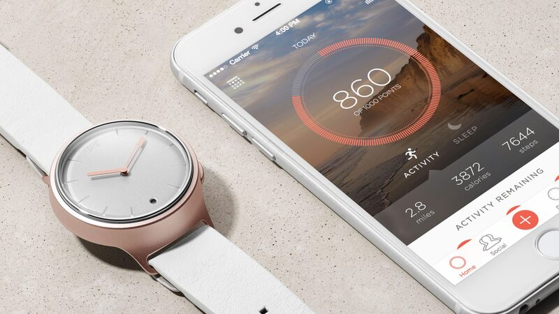 Introducing: The Misfit Phase Hybrid Smartwatch