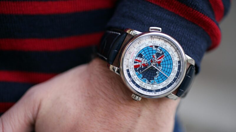 Introducing: The Montblanc Orbis Terrarum Special Edition Great Britain, A Very Limited World Timer Dedicated To One Nation