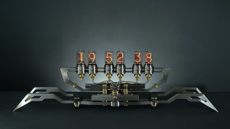 Introducing: The Nixie Machine II At The M.A.D. Gallery