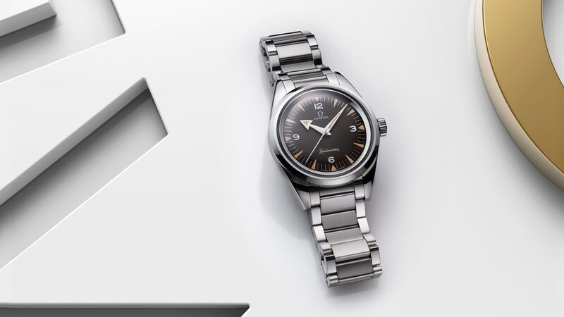 Introducing: The Omega Railmaster 60th Anniversary Limited Edition