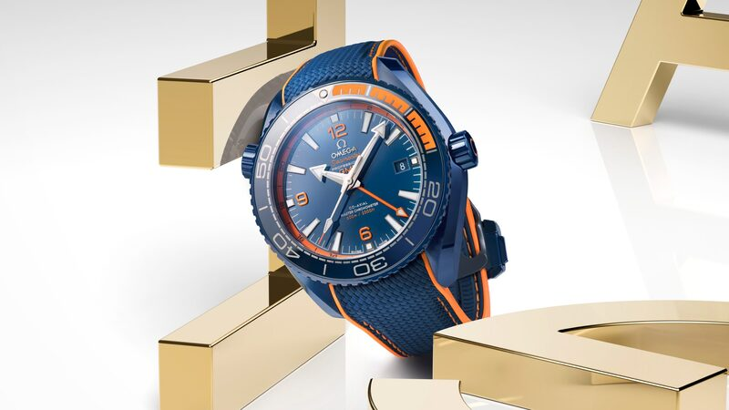 Introducing: The Omega Seamaster Planet Ocean 'Big Blue'