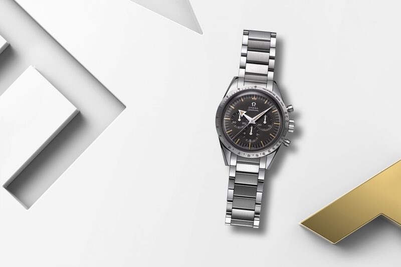 Introducing: The Omega Speedmaster 60th Anniversary Limited Edition