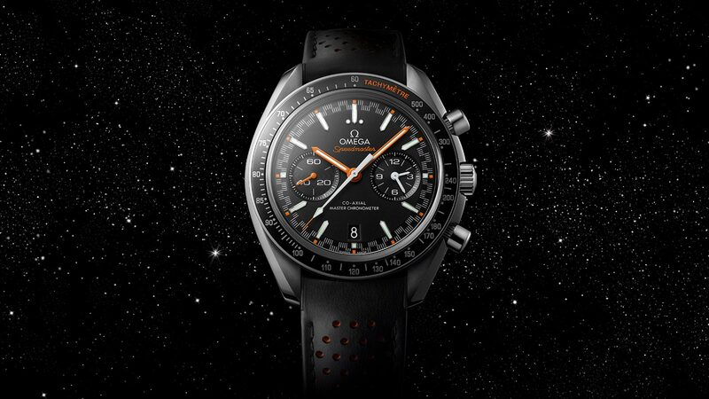 Introducing: The Omega Speedmaster Moonwatch Automatic Master Chronometer