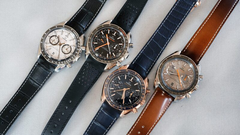 Introducing: The Omega Speedmaster Racing Master Chronometer (Live Pics & Pricing)