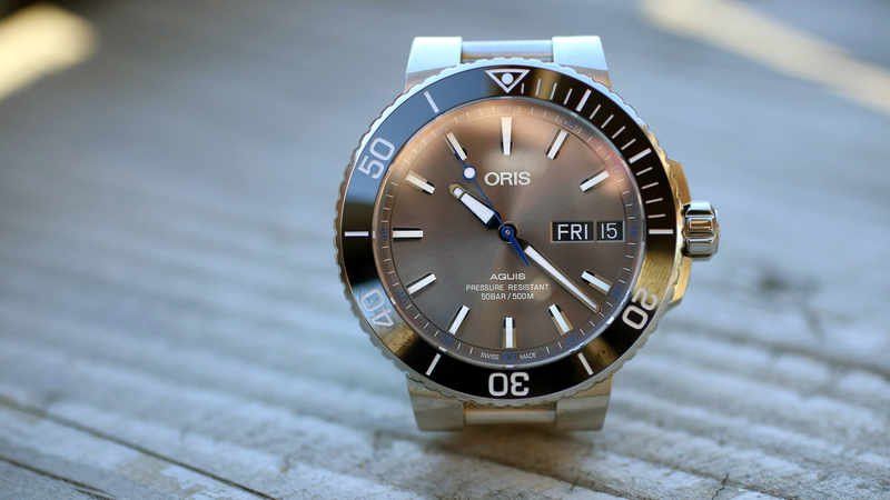 Introducing: The Oris Aquis Hammerhead Limited Edition Diver (Live Pics + Pricing)