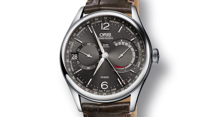 Introducing: The Oris Artelier Calibre 113, A New In-House Calendar Watch With A 10-Day Power Reserve