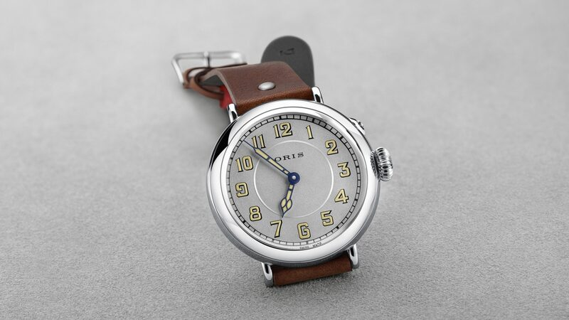 Introducing: The Oris Big Crown 1917