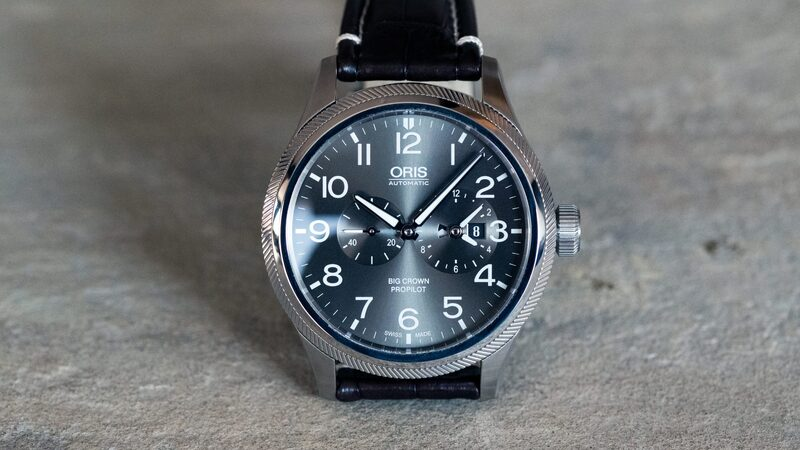 Introducing: The Oris Big Crown ProPilot Worldtimer, With A New Time Zone Adjustment System