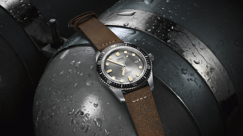 Introducing: The Oris Divers Sixty-Five With New Silver Dial